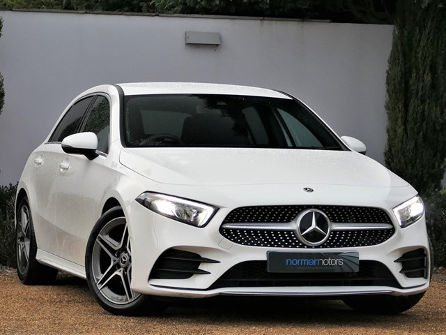 used Mercedes A180 AMG LINE