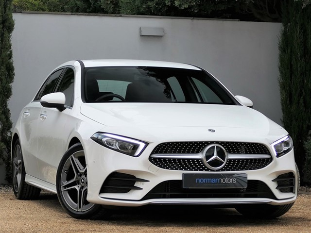 used Mercedes A180 D AMG LINE EXECUTIVE
