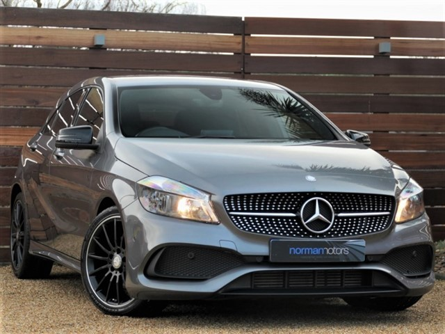 used Mercedes A200 A  D AMG LINE EXECUTIVE