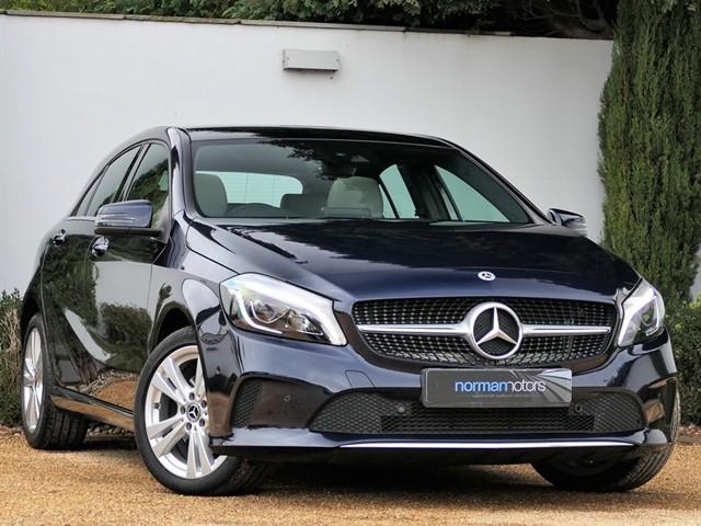 used Mercedes A200 D SPORT PREMIUM PLUS