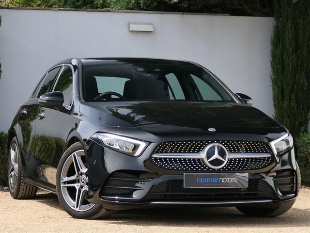 used Mercedes A200 AMG Line (Premium)