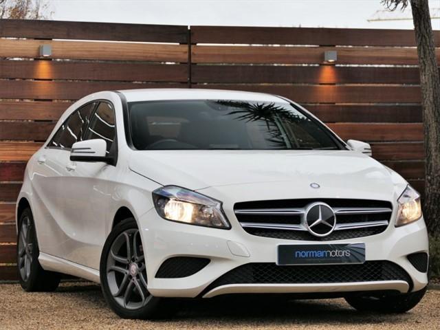 used Mercedes A200 CDI BLUEEFFICIENCY SPORT