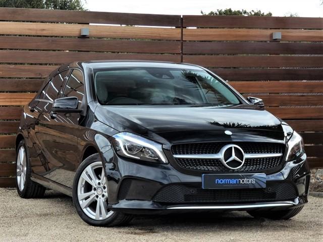 used Mercedes A200 D SPORT PREMIUM