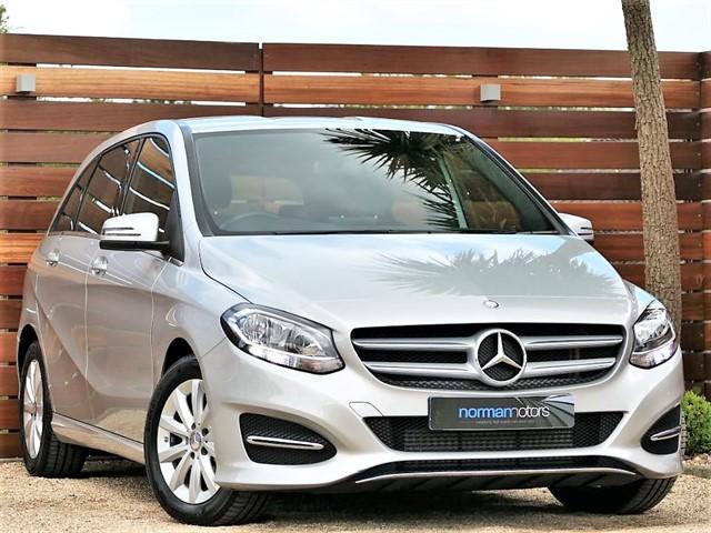used Mercedes B180 SE