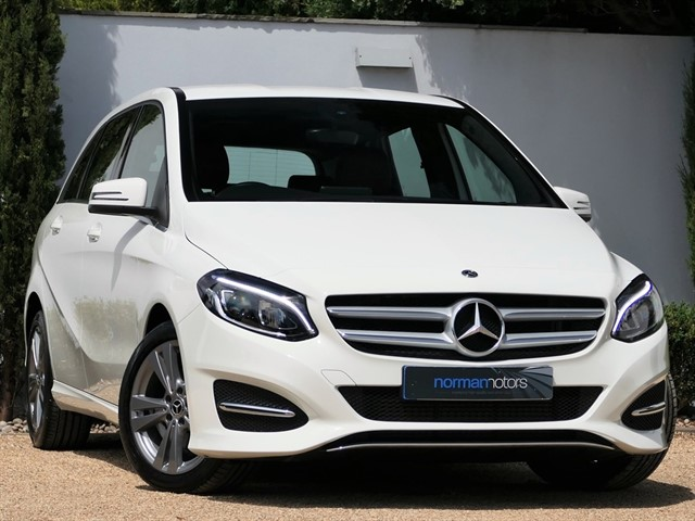used Mercedes B180 EXCLUSIVE EDITION