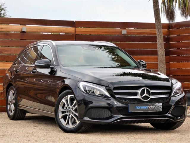 used Mercedes C200 C-CLASS C 200 SPORT