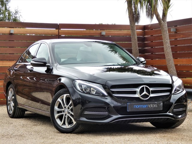 used Mercedes C250 BLUETEC SPORT PREMIUM