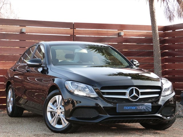 used Mercedes C250 BLUETEC SE EXECUTIVE