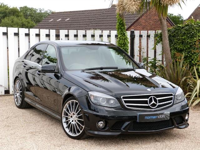 used Mercedes C63 AMG