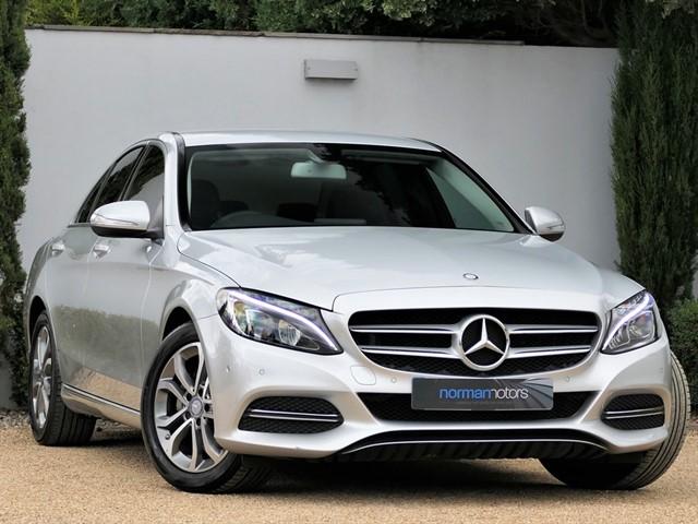 used Mercedes C200 SPORT