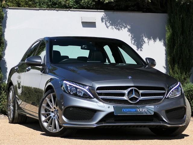 used Mercedes C200 AMG LINE PREMIUM