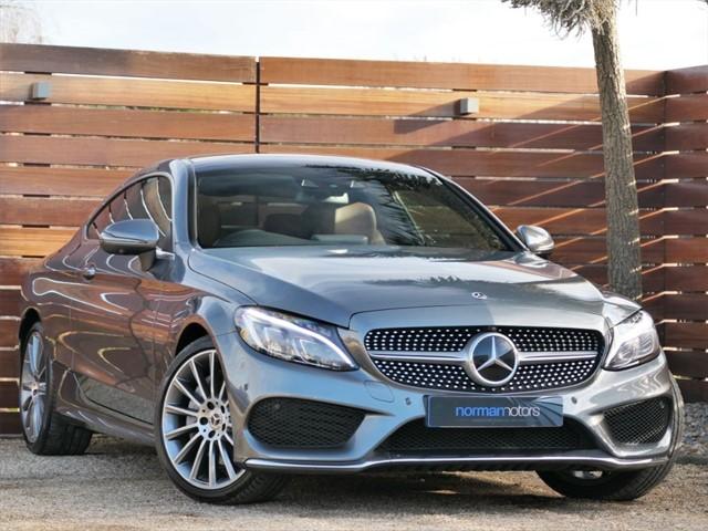 used Mercedes C250 D AMG LINE PREMIUM PLUS