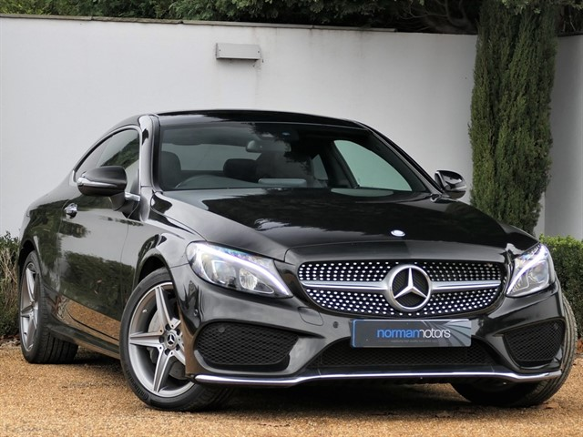used Mercedes C250 D AMG LINE PREMIUM PLUS