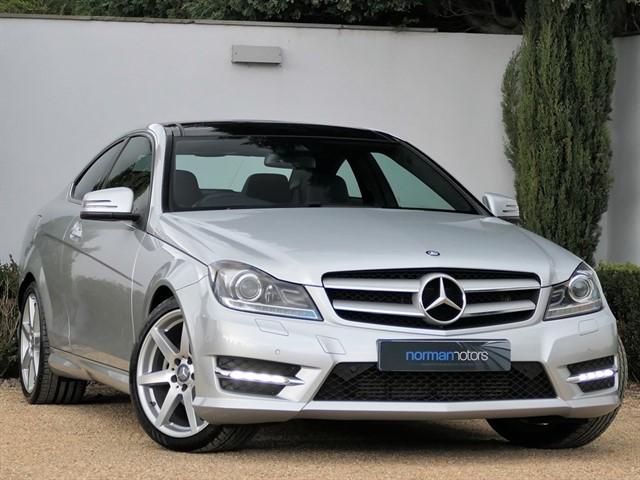 used Mercedes C250 CDI AMG SPORT EDITION PREMIUM PLUS