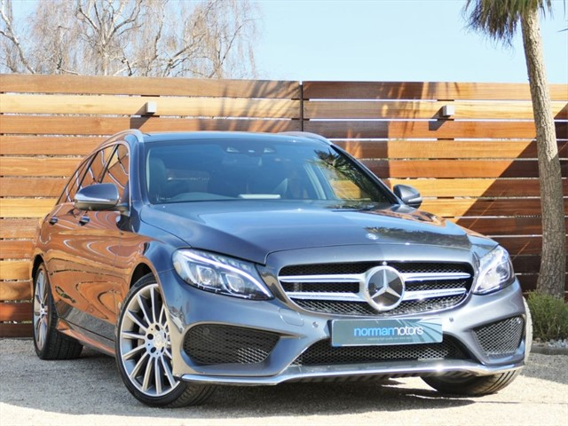 used Mercedes C250 BLUETEC AMG LINE PREMIUM PLUS