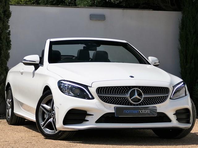 used Mercedes C300 D AMG LINE PREMIUM