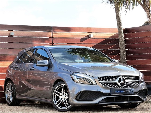 used Mercedes  A-CLASS A 200 D AMG LINE PREMIUM