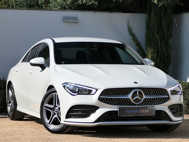 used Mercedes CLA180 AMG Line 7G-DCT