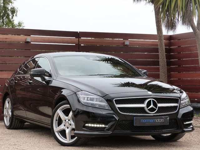 used Mercedes CLS CLS250 CDI BLUEEFFICIENCY AMG SPORT