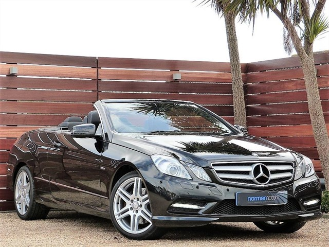 used Mercedes E250 CGI BLUEEFFICIENCY S/S SPORT