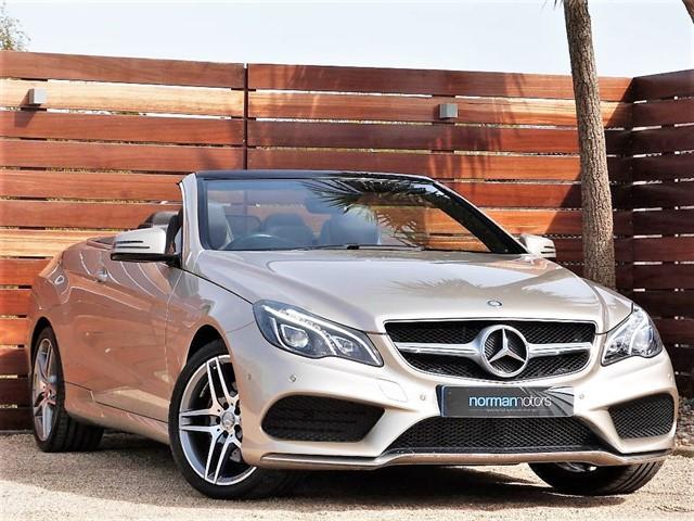 used Mercedes E200 AMG LINE PREMIUM