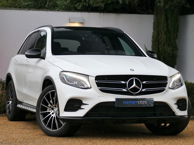 used Mercedes GLC250 D 4MATIC AMG LINE PREMIUM PLUS