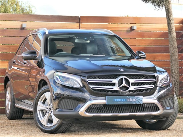 used Mercedes GLC250 D 4MATIC SPORT PREMIUM