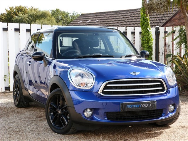 used MINI Paceman COOPER D ALL4