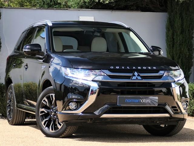 used Mitsubishi Outlander PHEV 5H