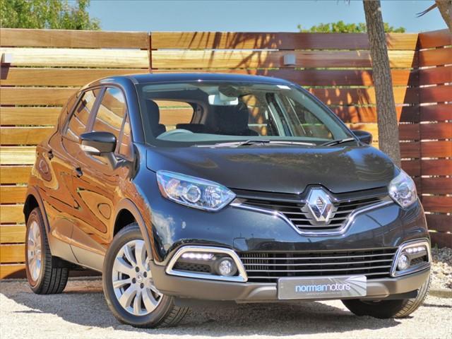 used Renault Captur EXPRESSION PLUS DCI