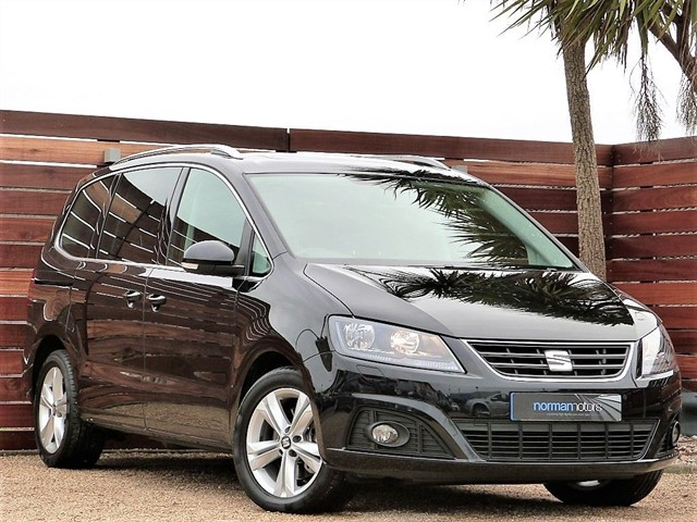 used SEAT Alhambra TDI XCELLENCE