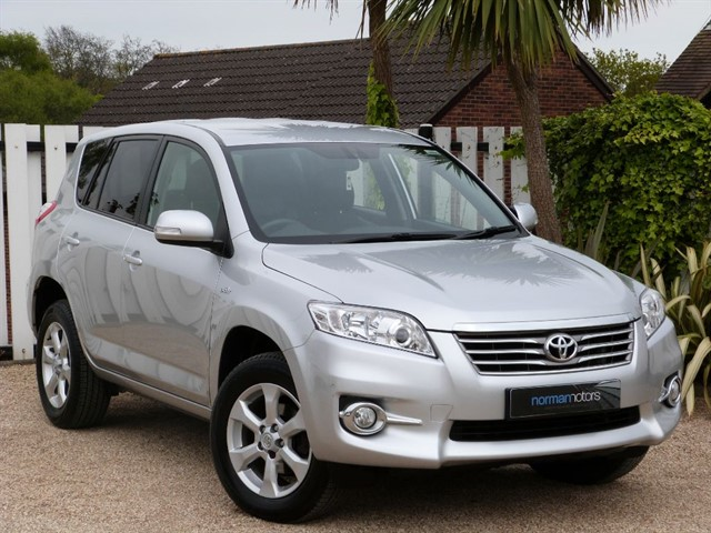 used Toyota RAV4 RAV-4 XT-R D-CAT