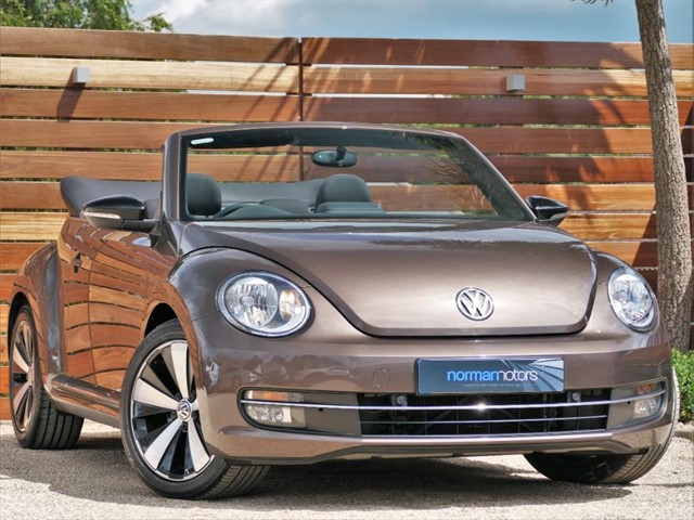 used VW Beetle TFSI SPORT