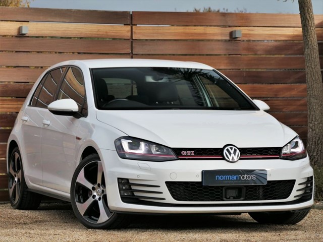 used VW Golf GTI PERFORMANCE