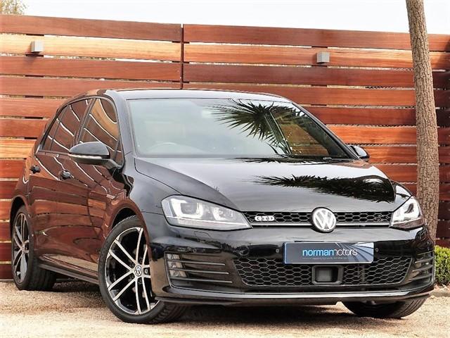 used VW Golf GTD
