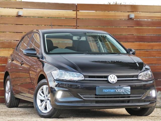 used VW Polo SE TSI