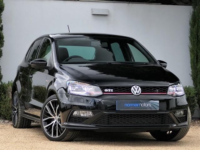 used VW Polo 1.8 TSI BlueMotion Tech GTI