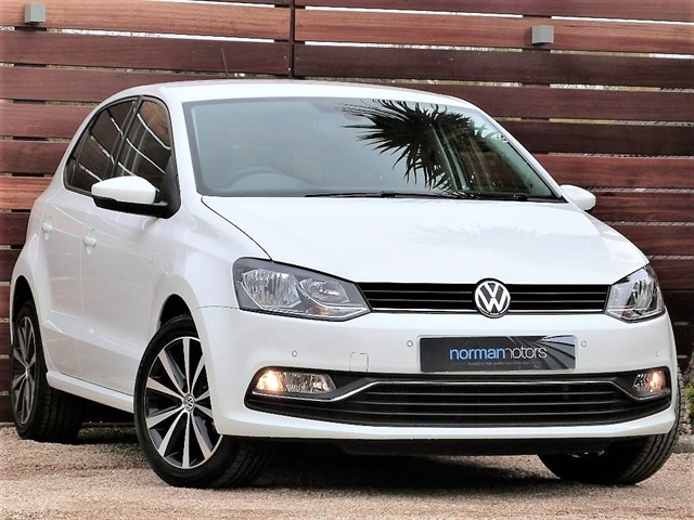 used VW Polo BEATS TSI DSG