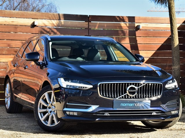 used Volvo V90 D4 INSCRIPTION