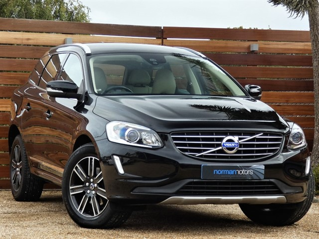 used Volvo XC60 D5 SE LUX NAV AWD