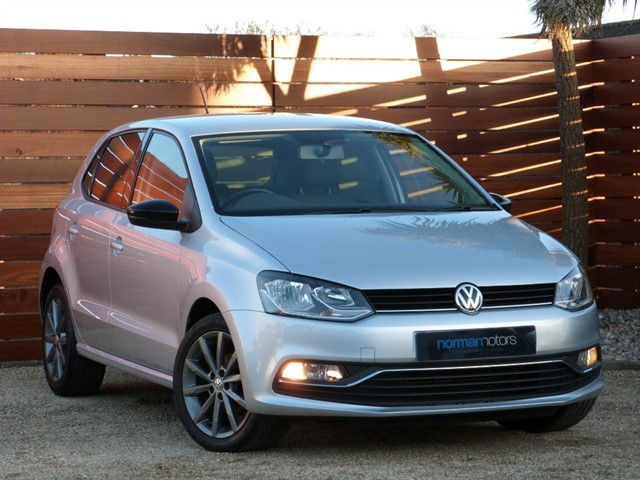 used VW Polo SE DESIGN TSI