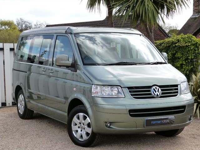 used VW Transporter CALIFORNIA SE TDI