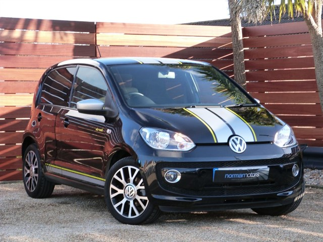 used VW Up STREET UP