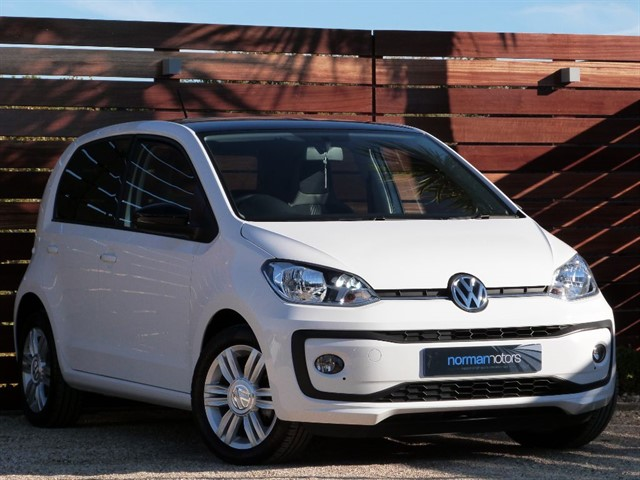 used VW Up HIGH UP