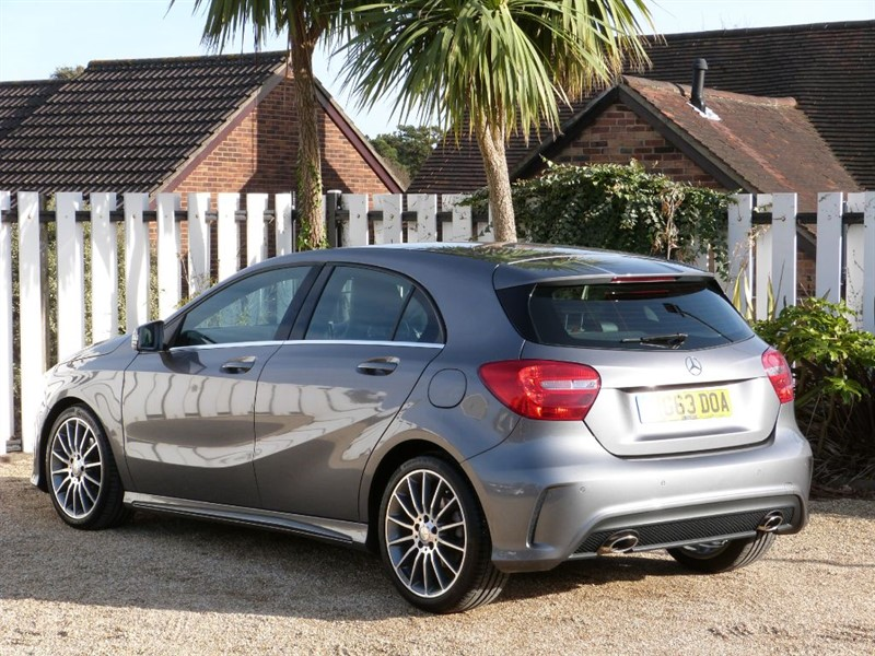 Used mountain grey metallic mercedes a200 for sale dorset for Mercedes benz mountain view