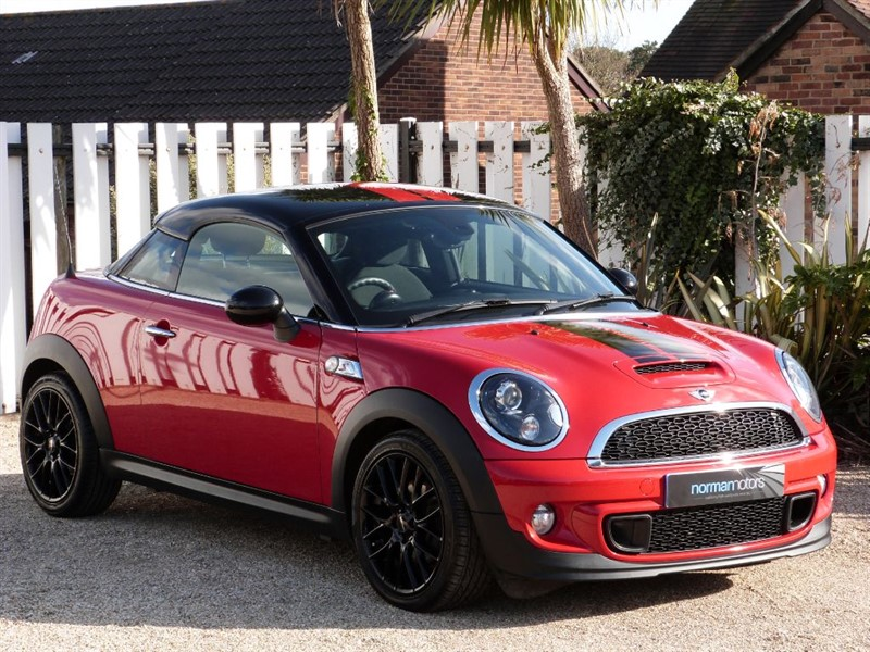 MINI Coupe for sale