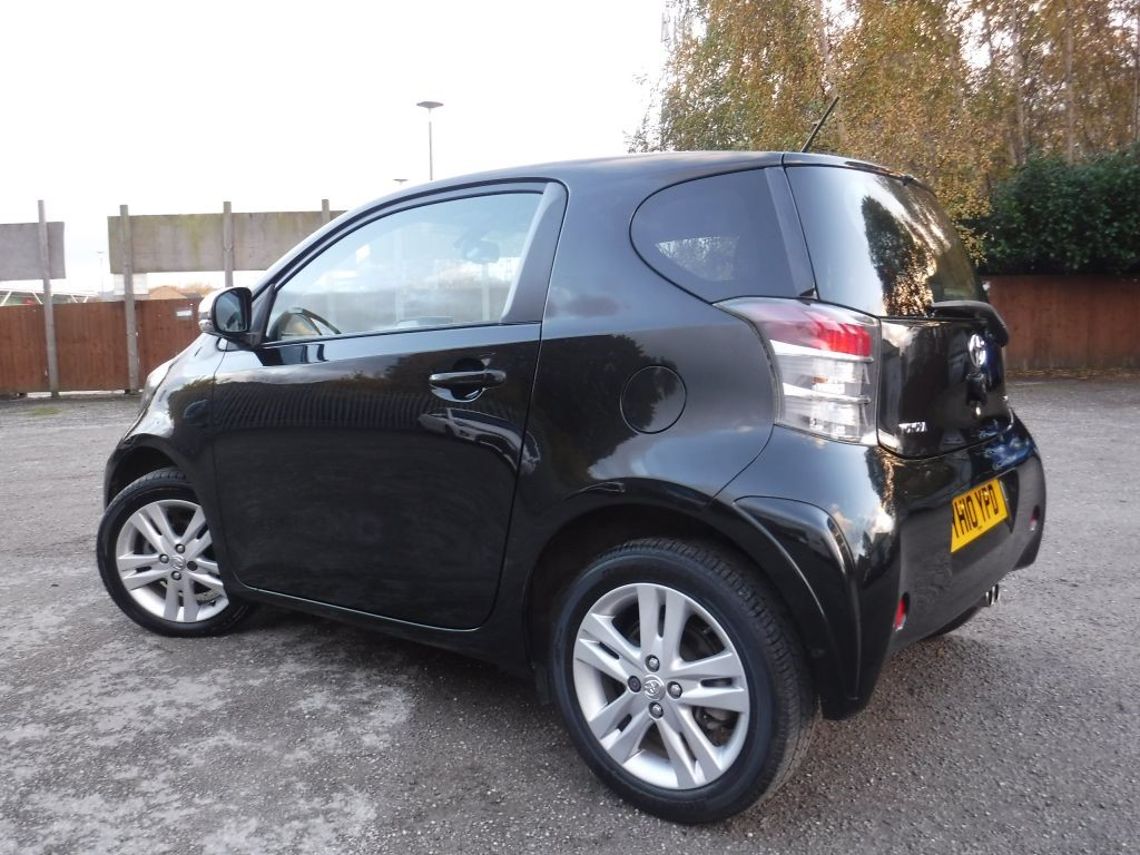 used black toyota iq for sale west yorkshire. Black Bedroom Furniture Sets. Home Design Ideas