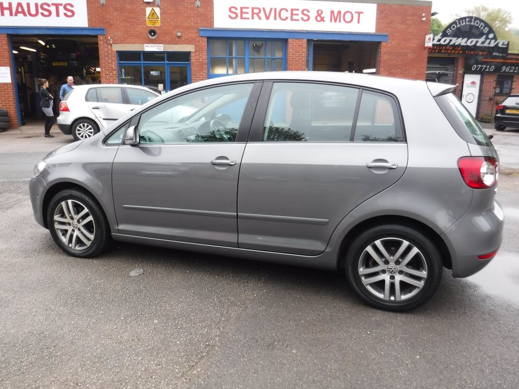 used grey vw golf plus for sale west yorkshire. Black Bedroom Furniture Sets. Home Design Ideas