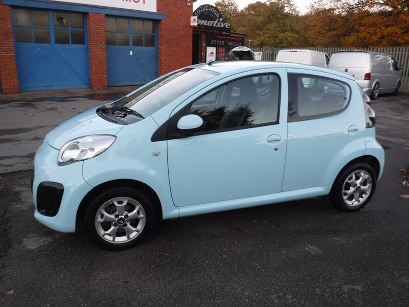 used Citroen C1 EDITION in in-huddersfield-west