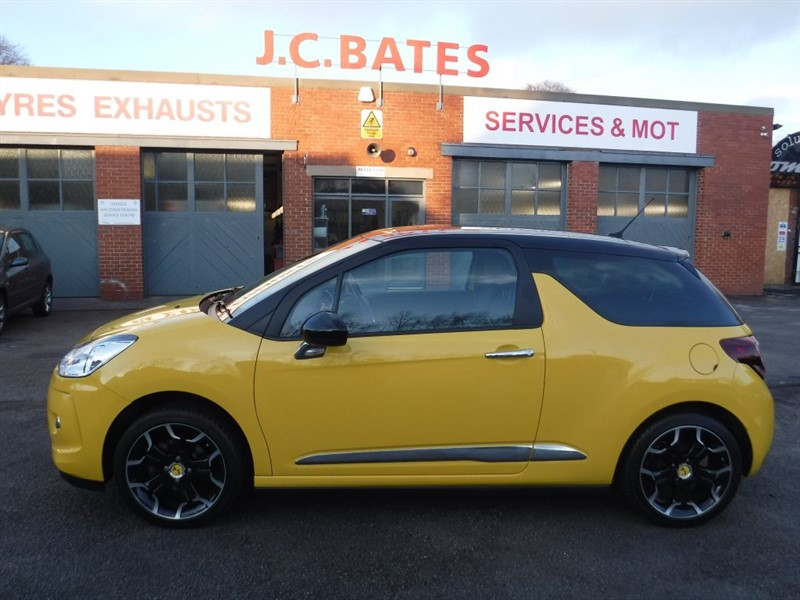 used DS DS 3 PURETECH DSTYLE in in-huddersfield-west